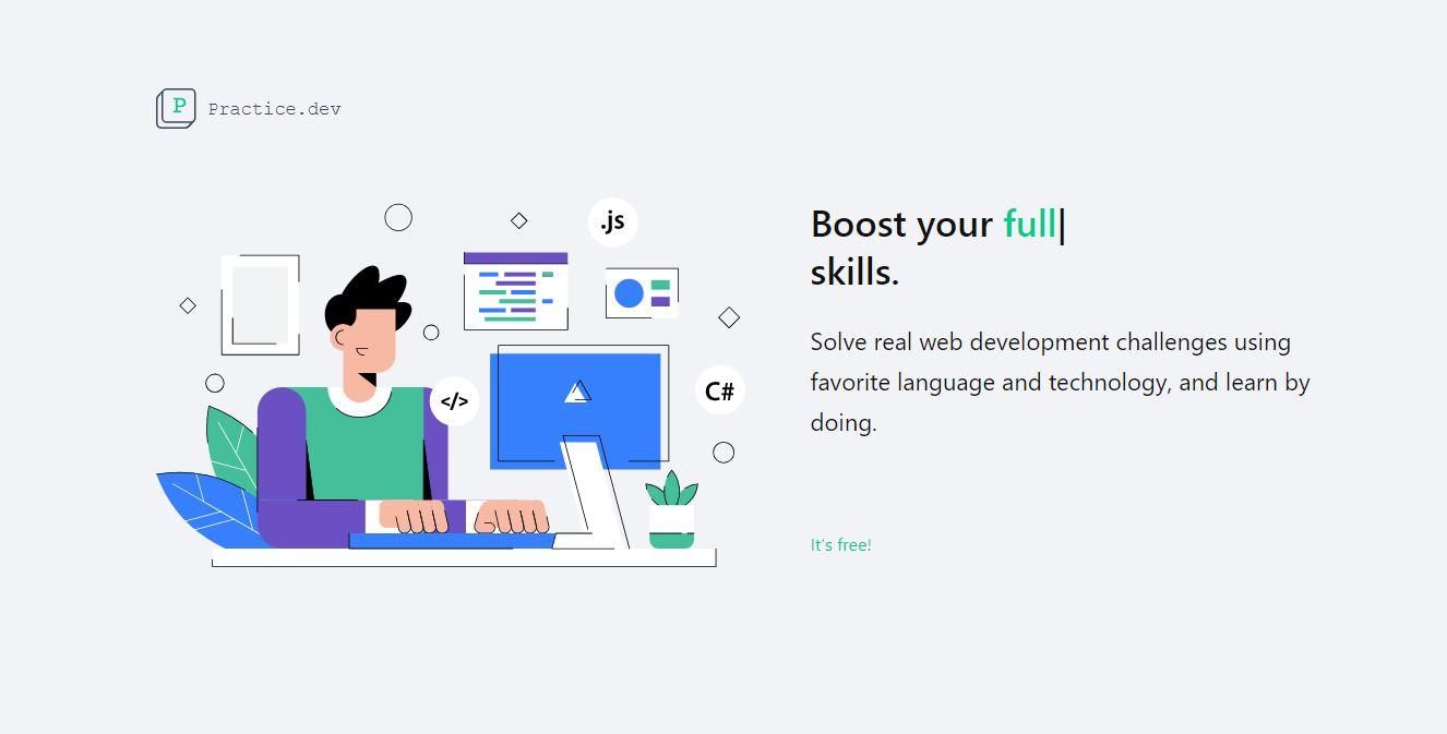 Una web para aprender y practicar programación de forma gratuita