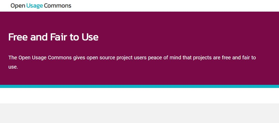 Google lanza Open Usage Commons, para administrar marcas registradas de proyectos de código abierto