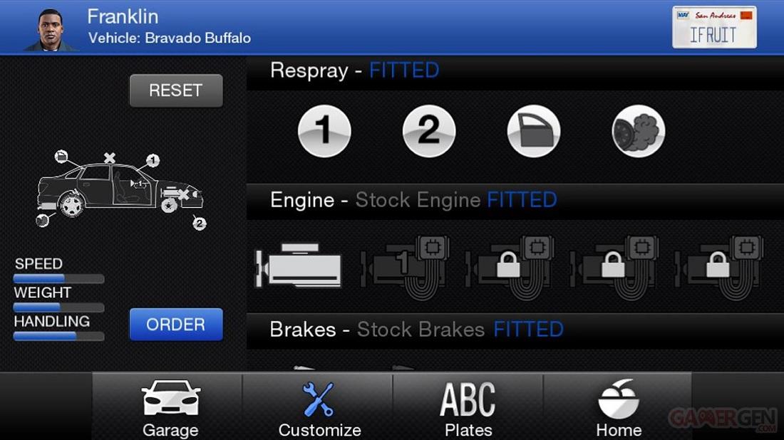 Cómo utilizar la app iFruit de GTA V en tu móvil Android