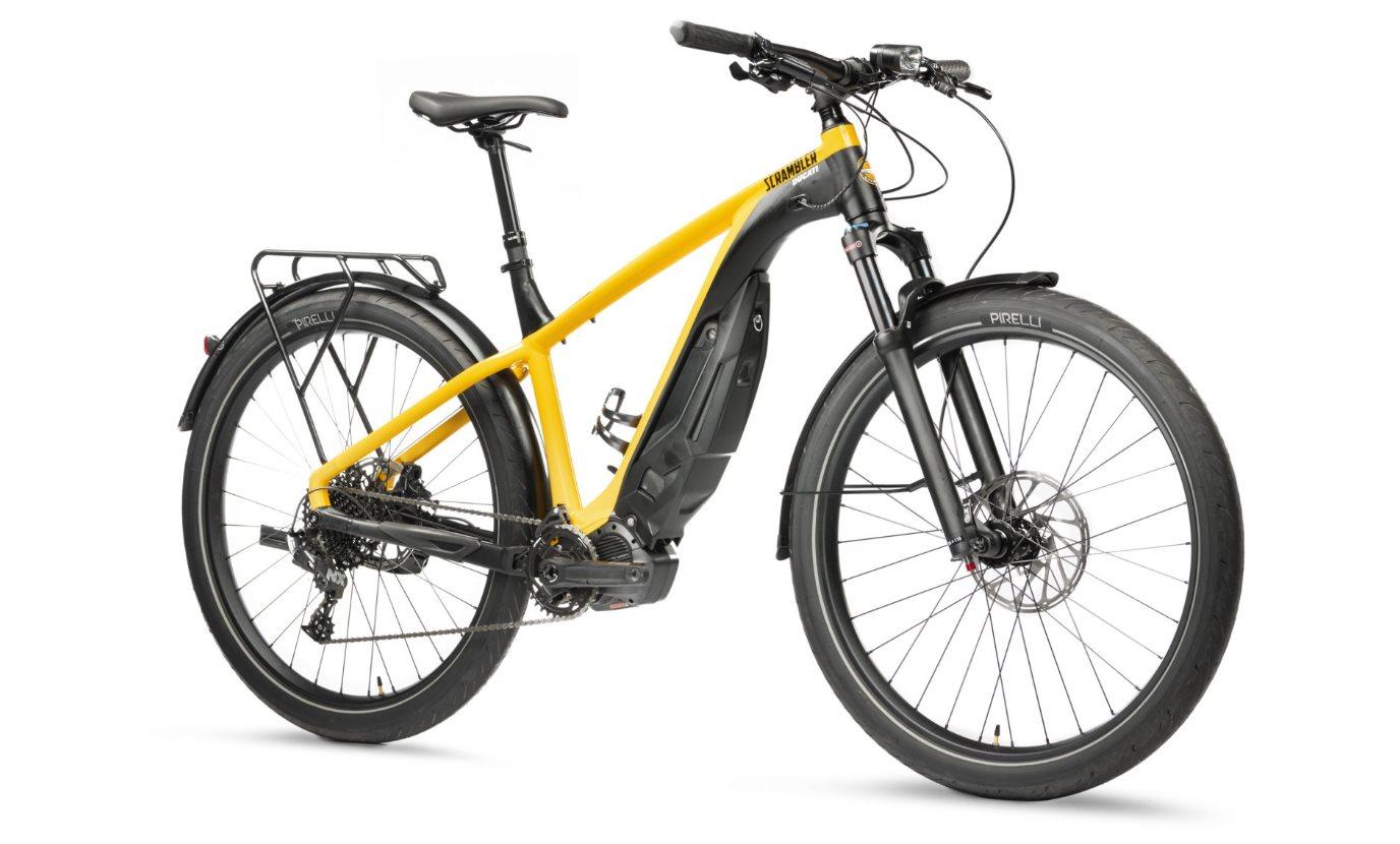 Ducati presenta bicicleta eléctrica de 3.700 euros