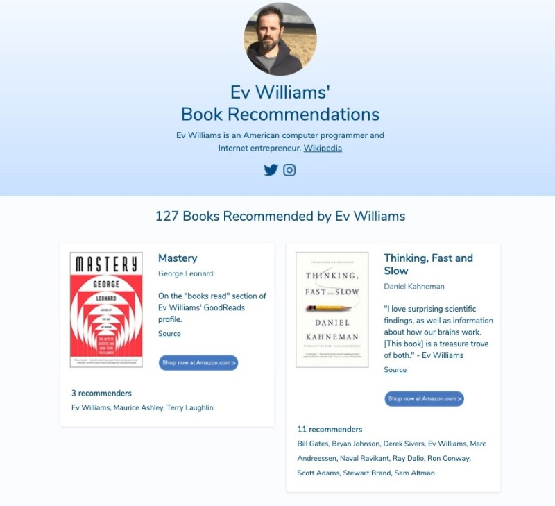 libreria digital most recommended books