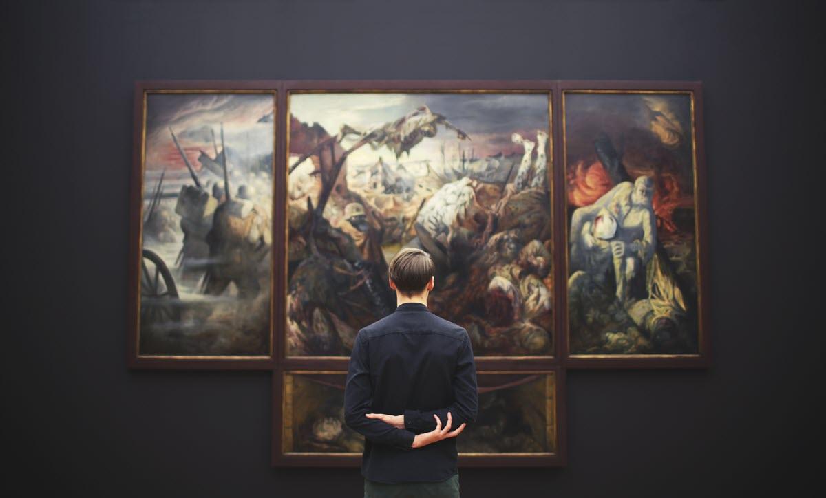 Microsoft y el MIT crean una IA que encuentra conexiones ocultas en obras de arte