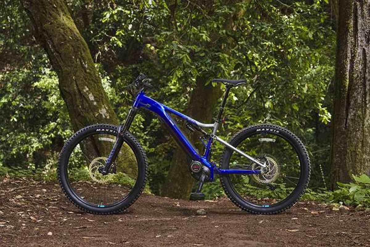 Así es la nueva Yamaha YDX Moro, una bicicleta todoterreno