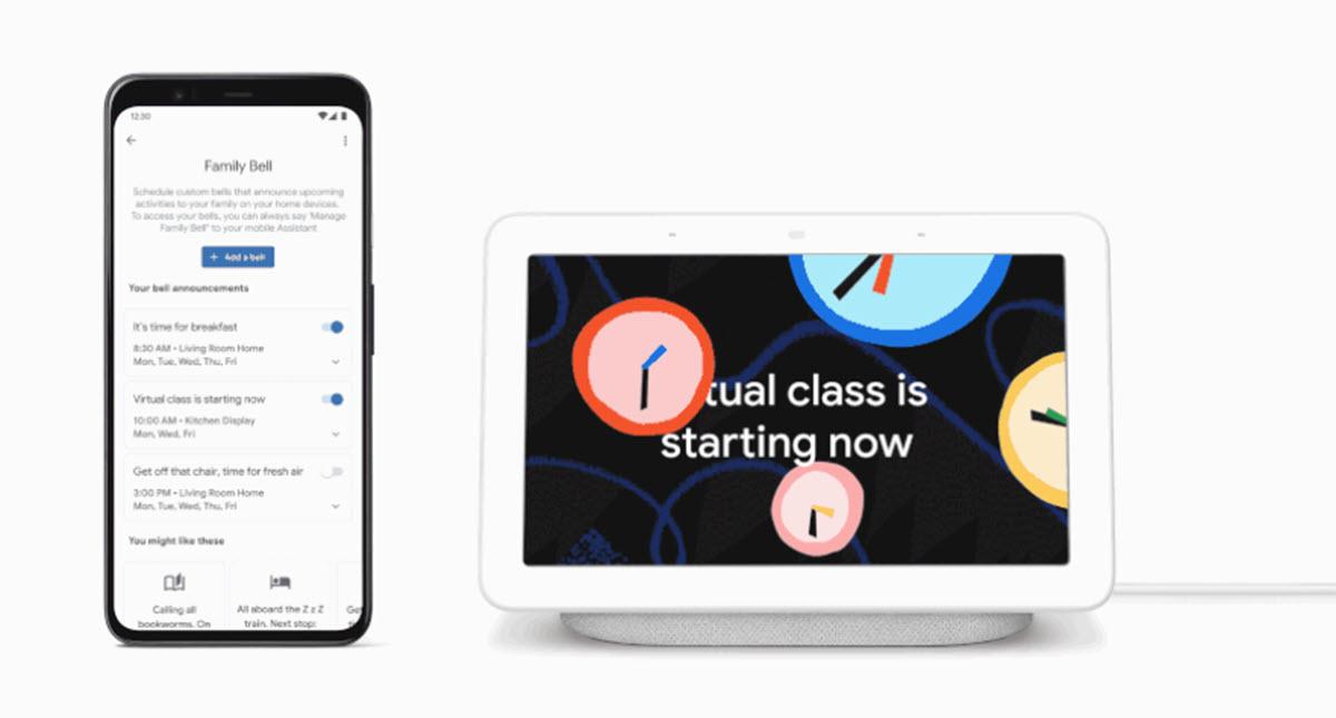El Asistente de Google suma funciones para facilitar el aprendizaje online