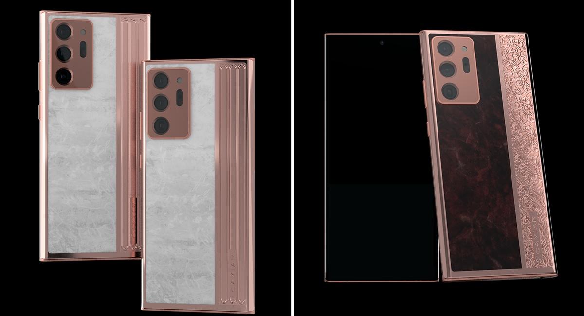 Caviar edición Samsung Galaxy 20 Ultra S