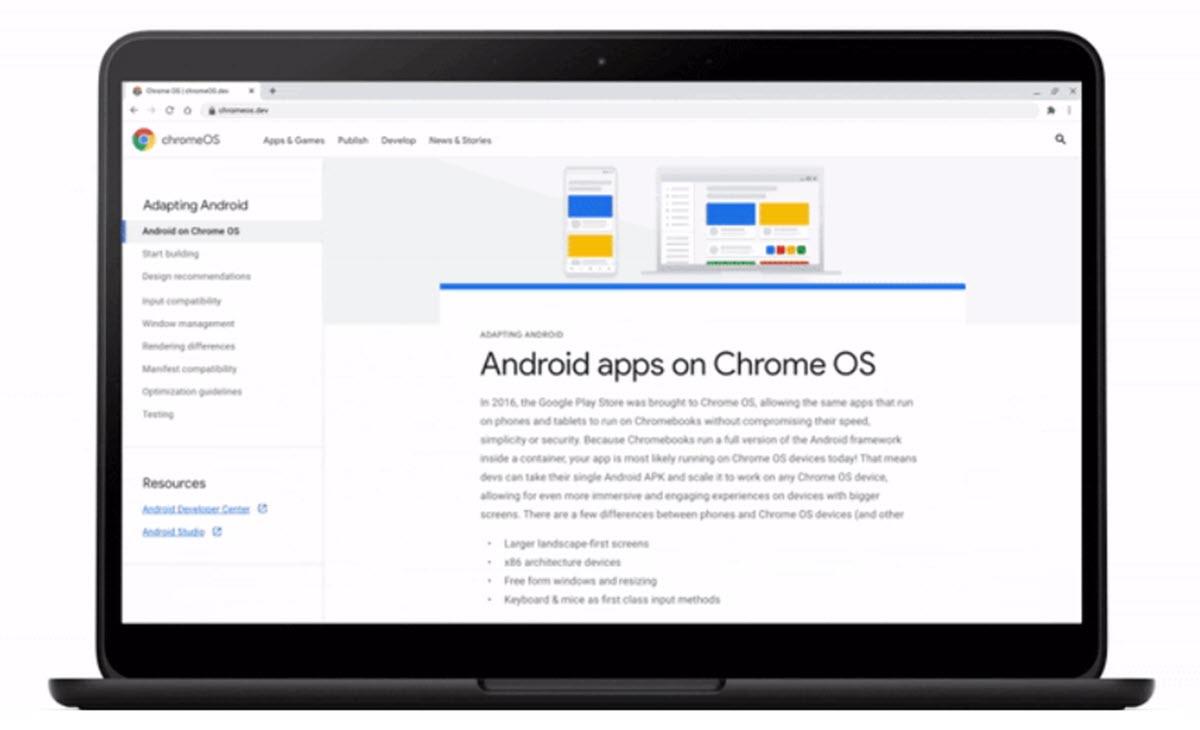 Google crea un nuevo centro de recursos para desarrolladores