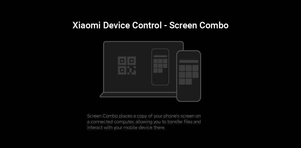 Control de dispositivo Xiaomi