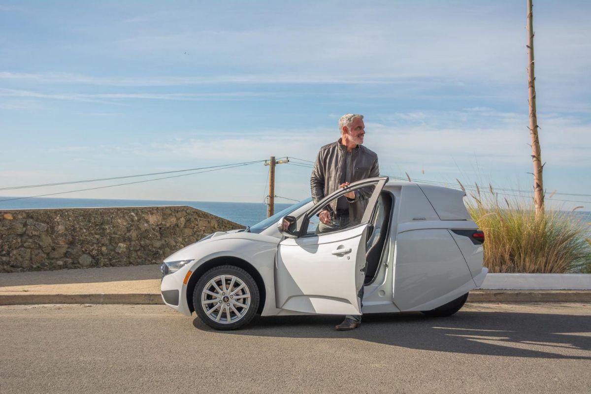 Electra Meccanica SOLO, el triciclo eléctrico vuelve listo para su producción