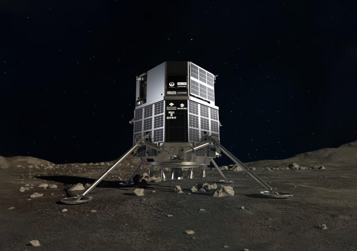 Empresa japonesa iSpace construye módulo de aterrizaje lunar y crea nueva plataforma de datos lunares