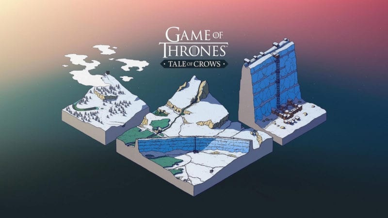 Game of Thrones: Tale of Crows, un nuevo juego que llega a Apple Arcade