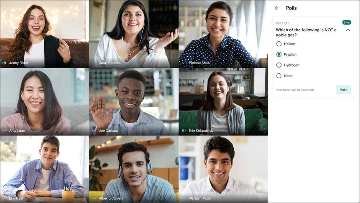 Google anuncia nuevas herramientas para el aprendizaje online con Meet y Classroom