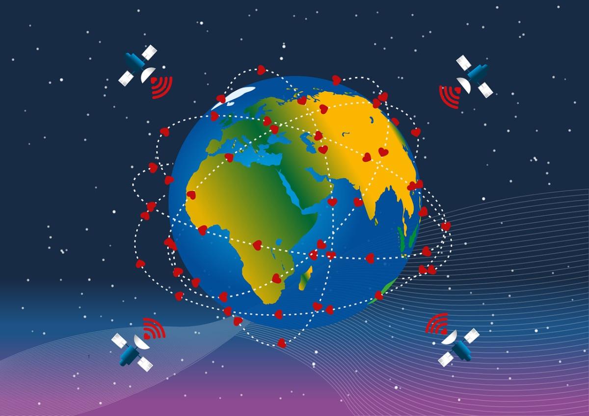 hackear internet satelital con equipos de television