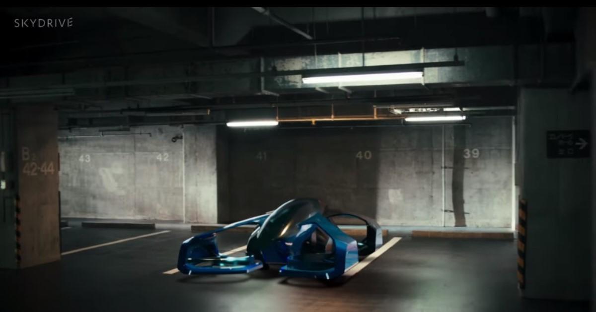 Japón pone en marcha el desarrollo de su coche volador