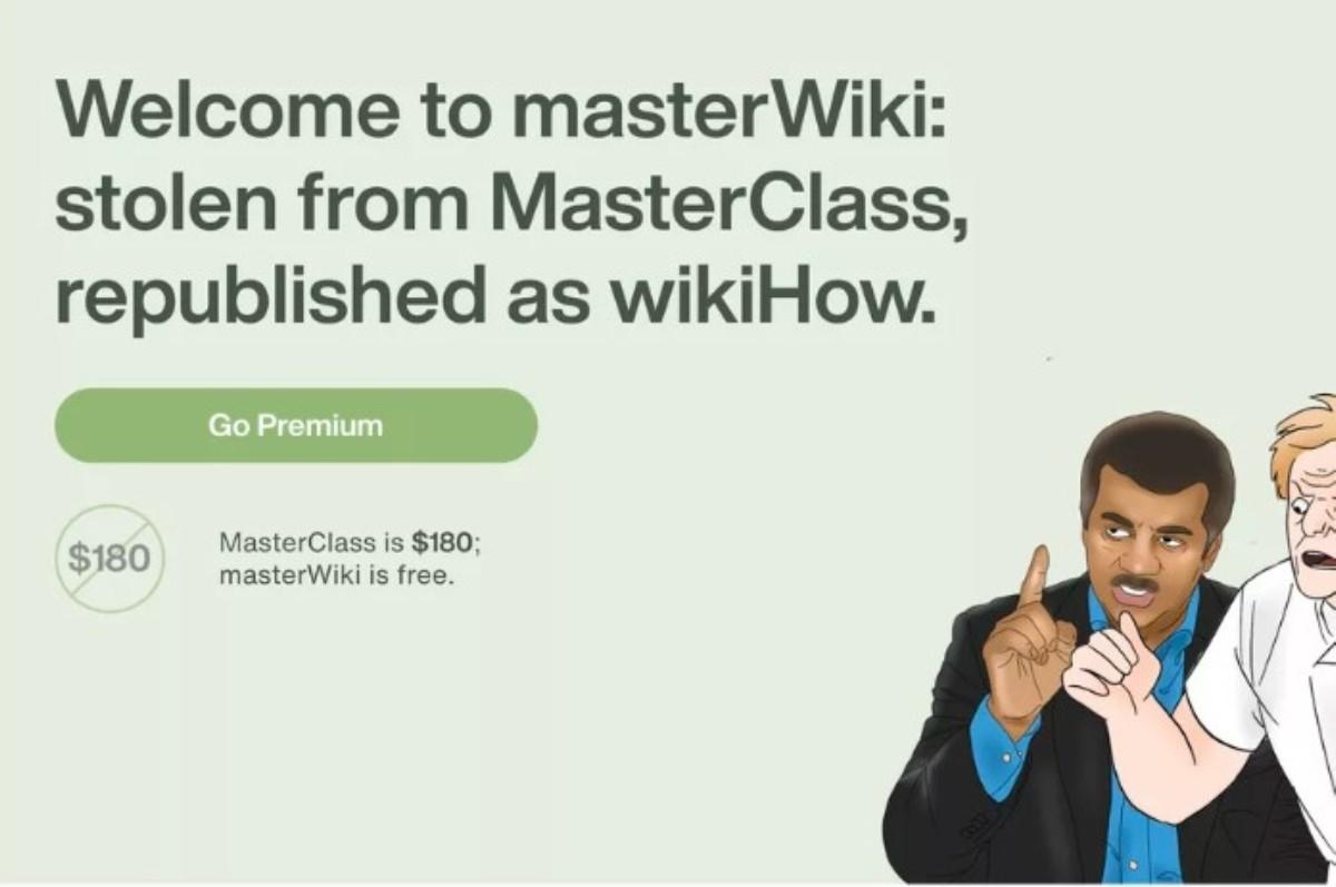 masterwiki ofrece cursos de masterclass gratis