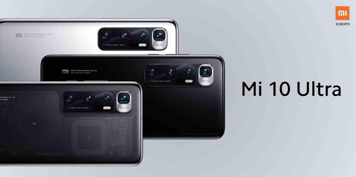 Así son los nuevos Xiaomi Mi 10 Ultra y los Redmi K30 Ultra, presentados hoy