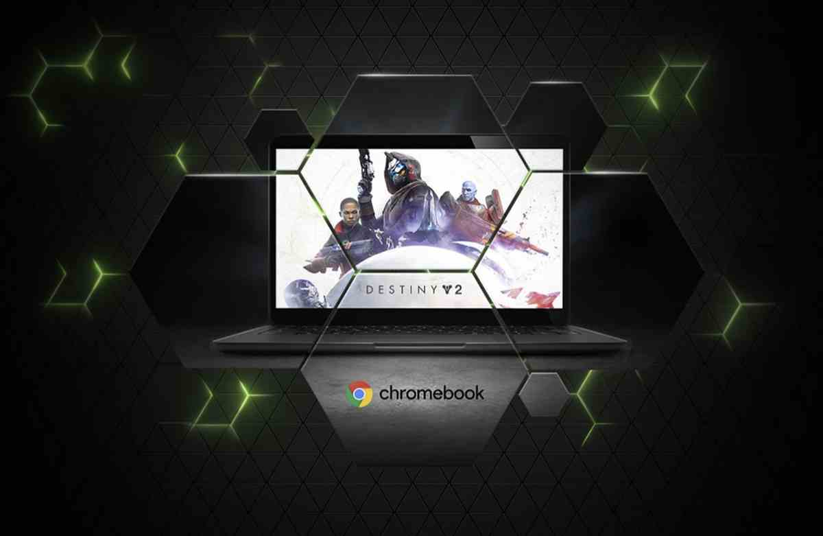 Nvidia GeForce Now en Chromebooks