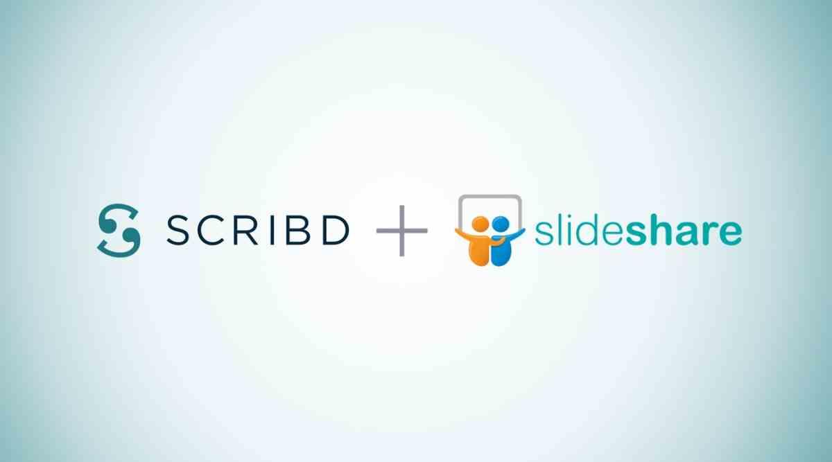 Scribd + SlideShare