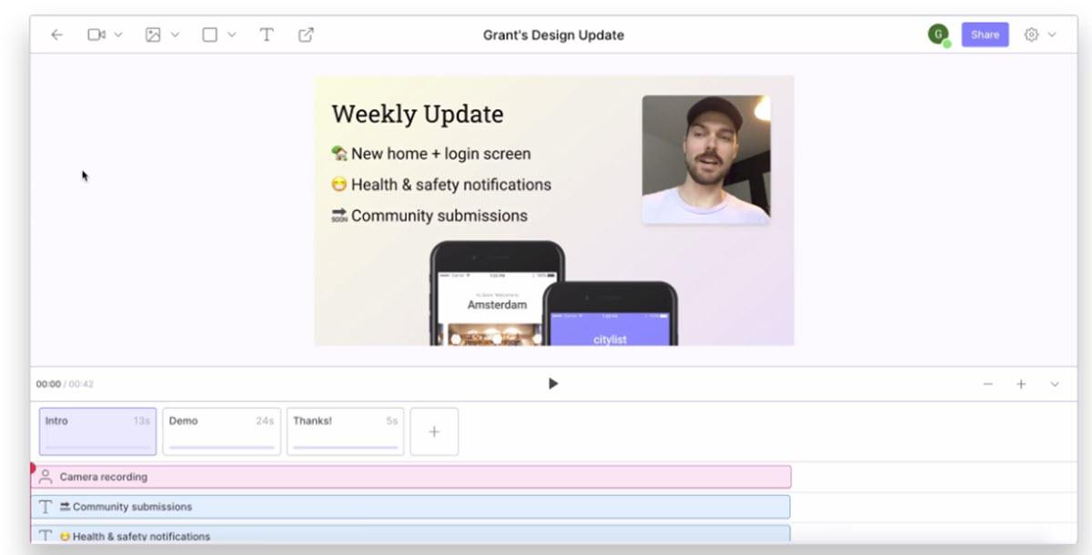 Una herramienta gratuita para crear y editar videos desde el navegador web