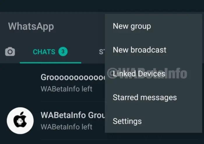 WhatsApp en varios dispositivos a la vez
