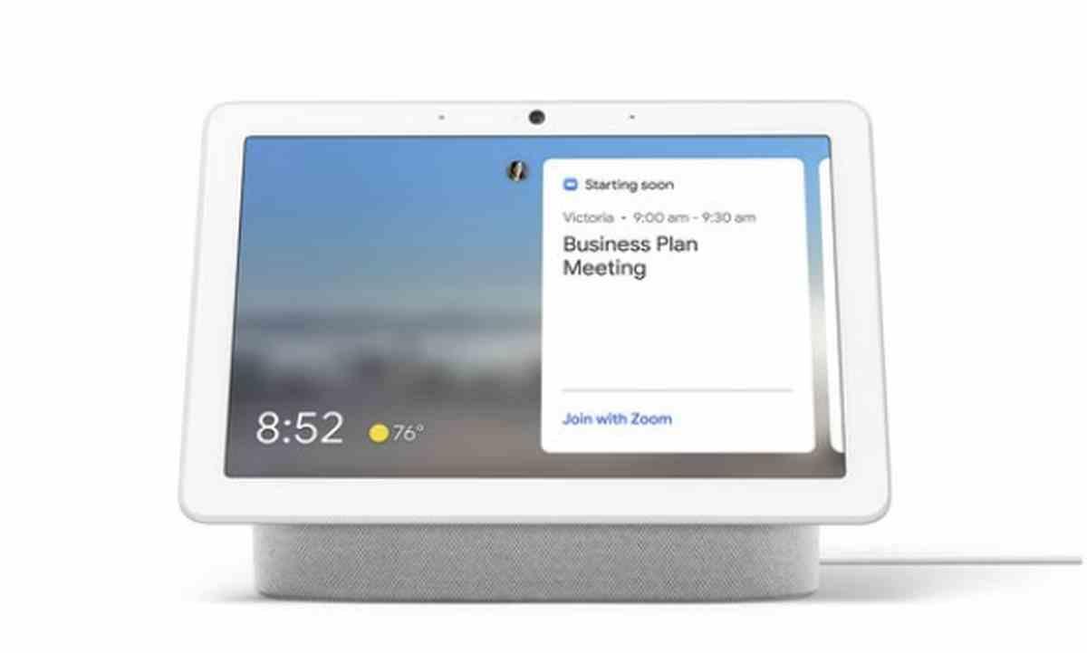 Zoom llevará sus videollamadas a las pantallas inteligentes de Facebook, Amazon y Google