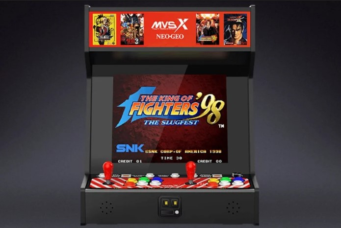 arcade neo geo mvsx