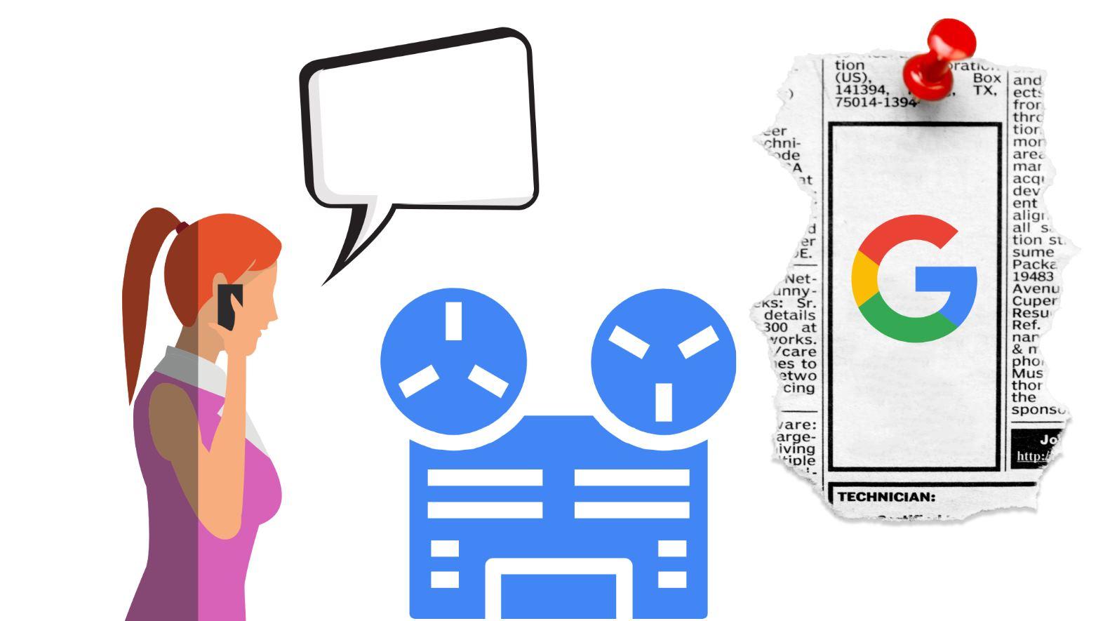 Google Ads permitirá grabar las llamadas realizadas en los anuncios