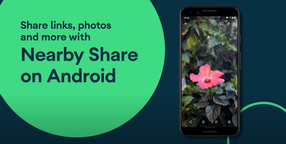 Nearby Share – Google presenta por fin la competencia a Apple Airdrop