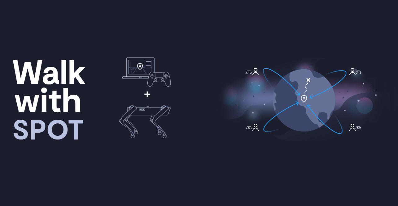 Se puede controlar el robot-perro de Boston Dynamics con un mando de Playstation
