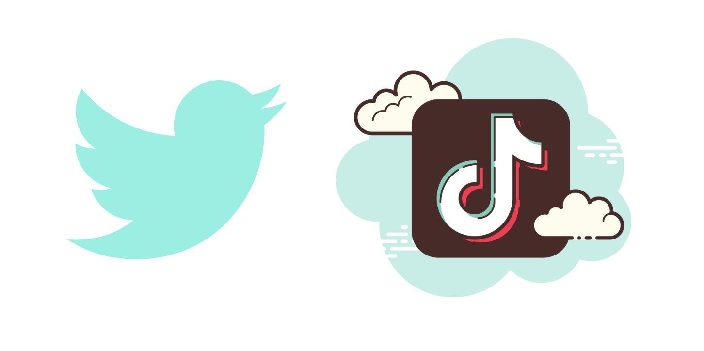 Twitter también quiere comprar TikTok