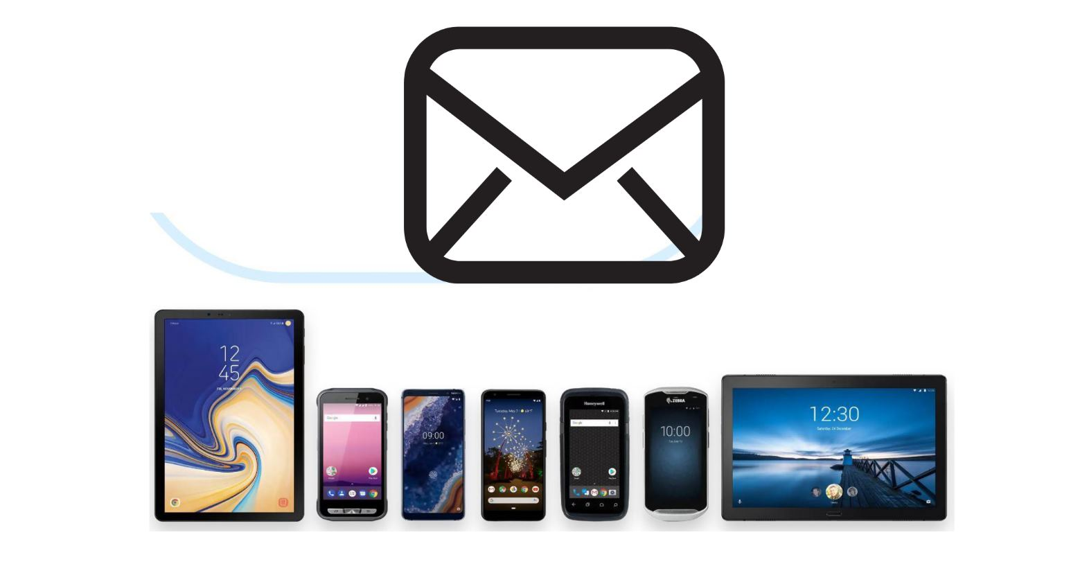 Google y Microsoft trabajan juntos para mejorar el correo empresarial en Android