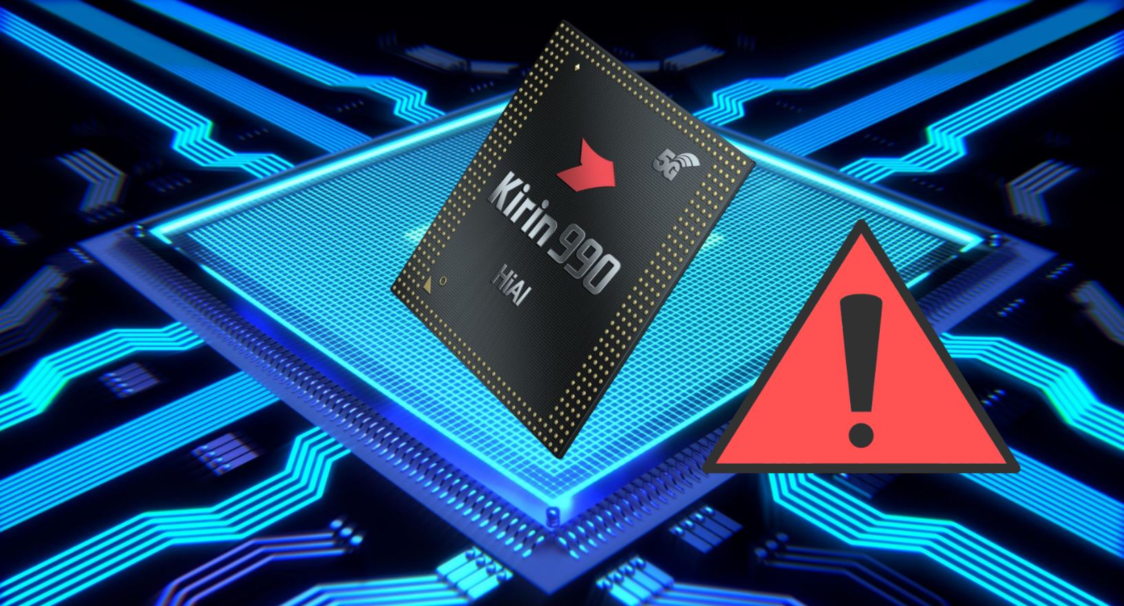 Huawei dice que se está quedando sin chips para móviles por culpa del veto de Estados Unidos
