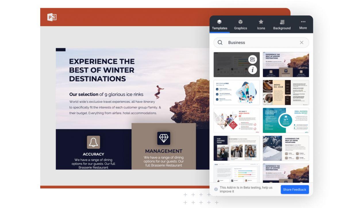 Premast Plus, para crear presentaciones originales en PowerPoint