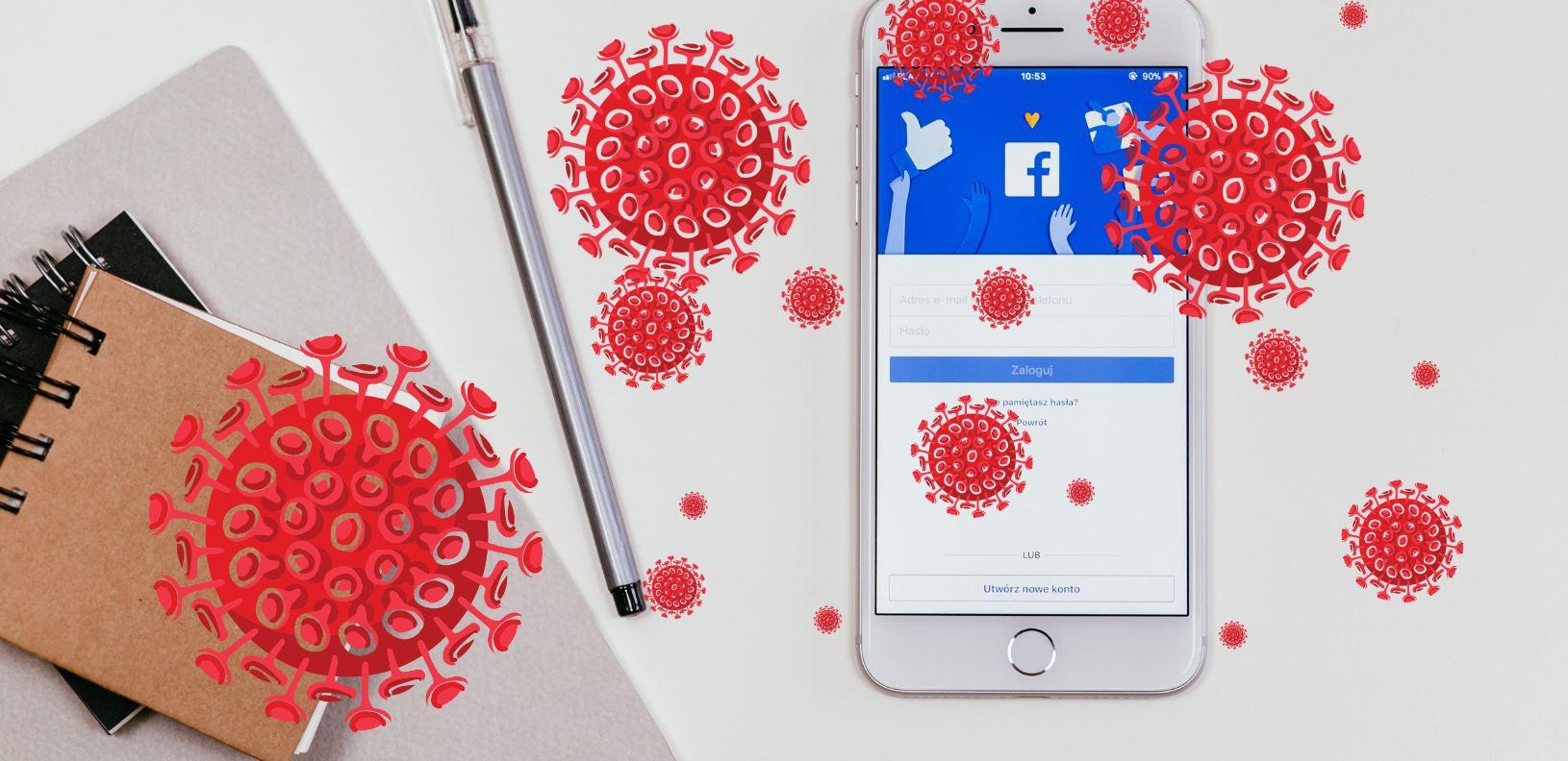 Facebook ya ha eliminado 7 millones de posts sobre coronavirus