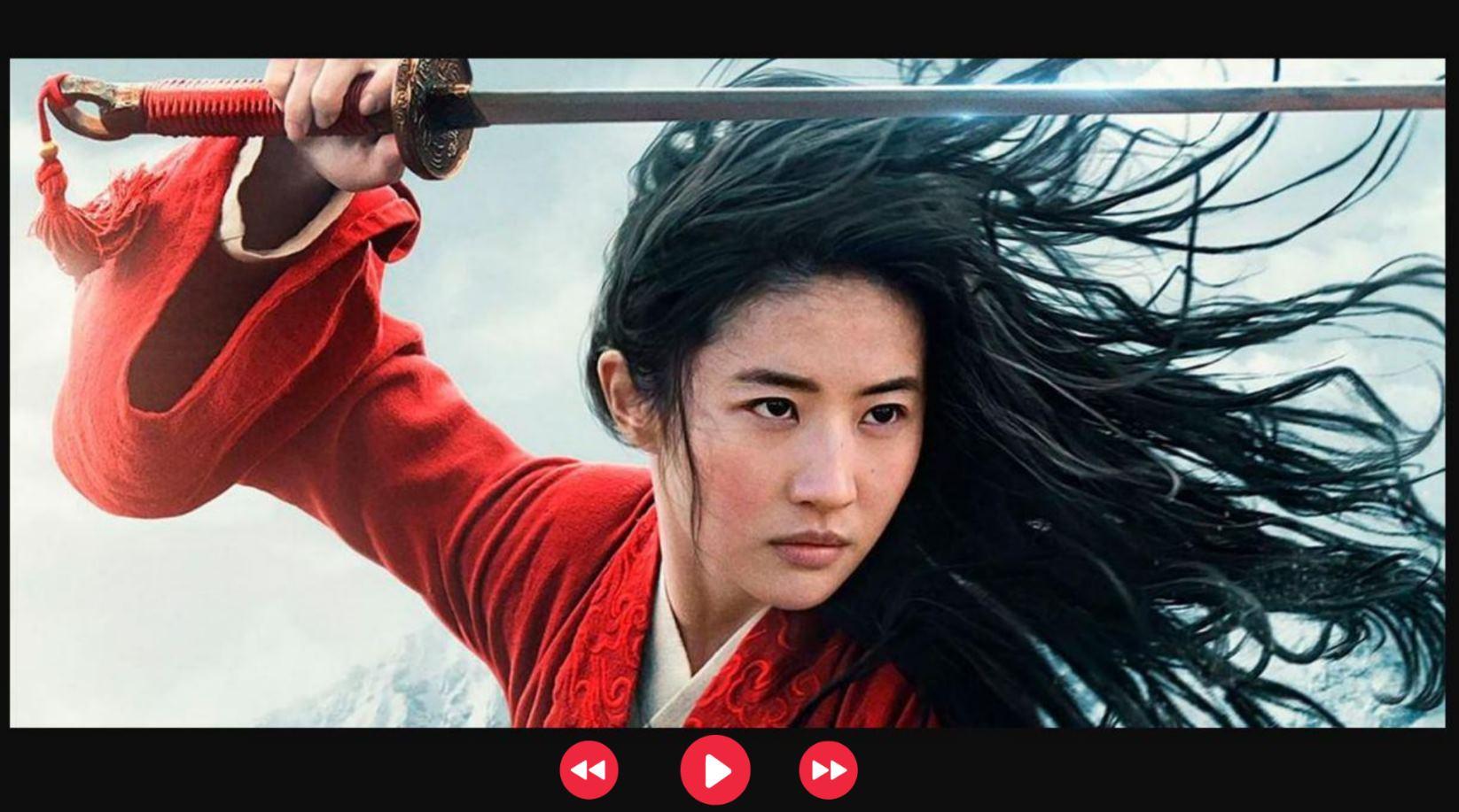 El estreno de Mulan podría cambiar el mundo del cine