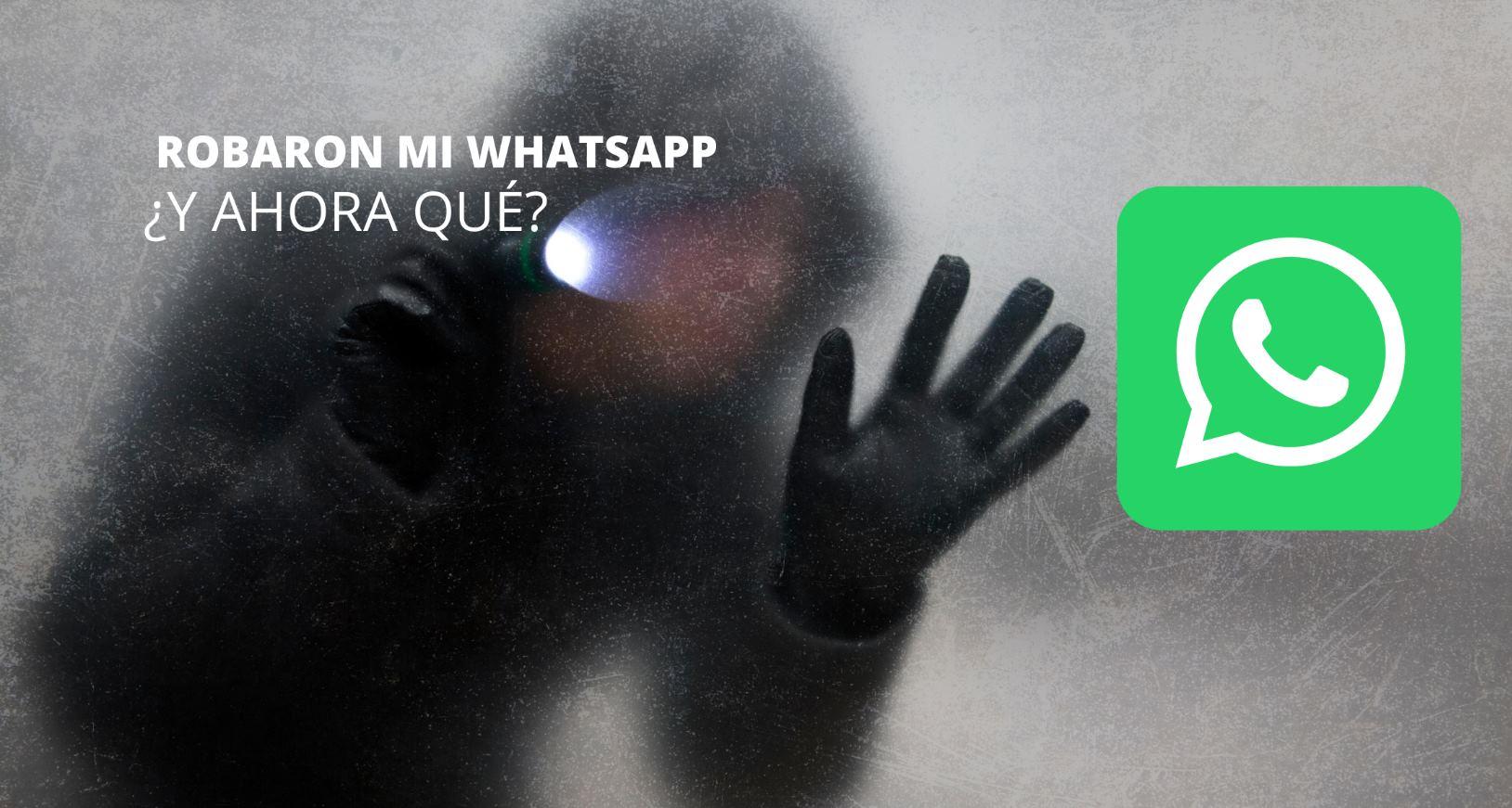 Qué hacer si roban tu Whatsapp