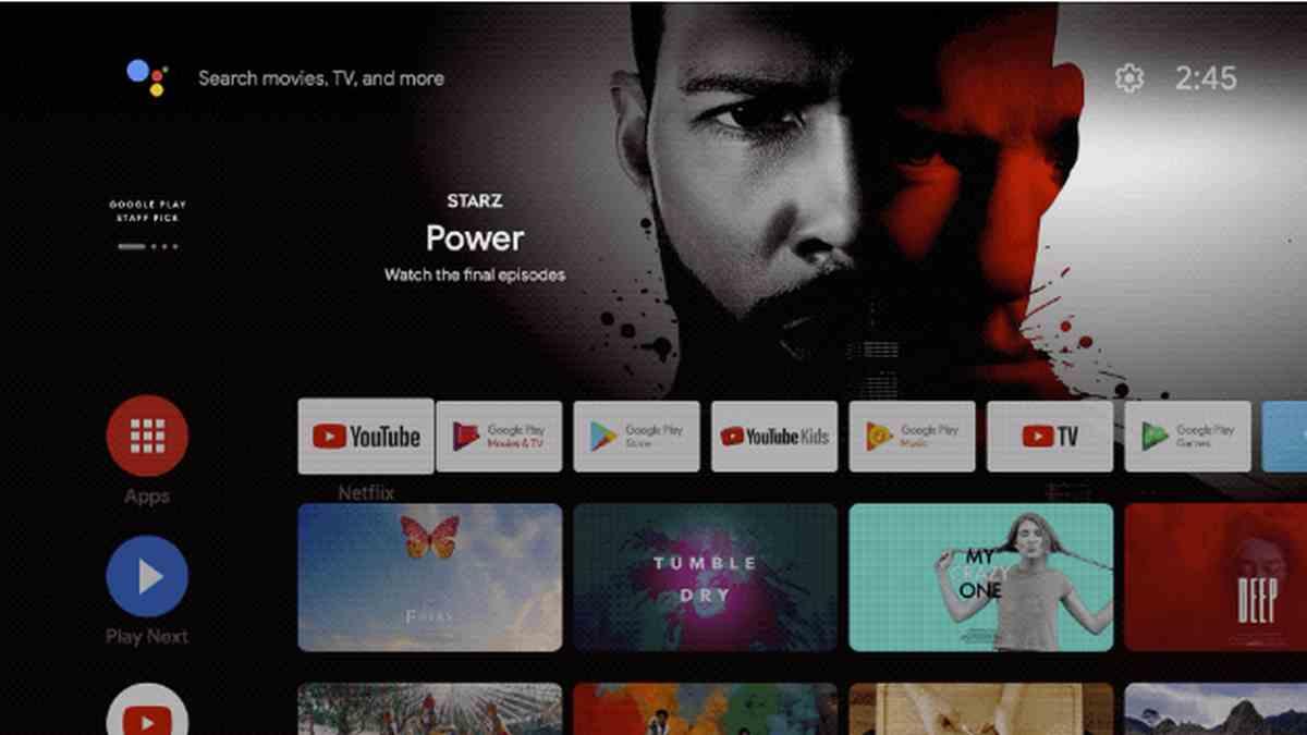 Android TV destacará sugerencias de contenidos y probará las suscripciones simplificadas