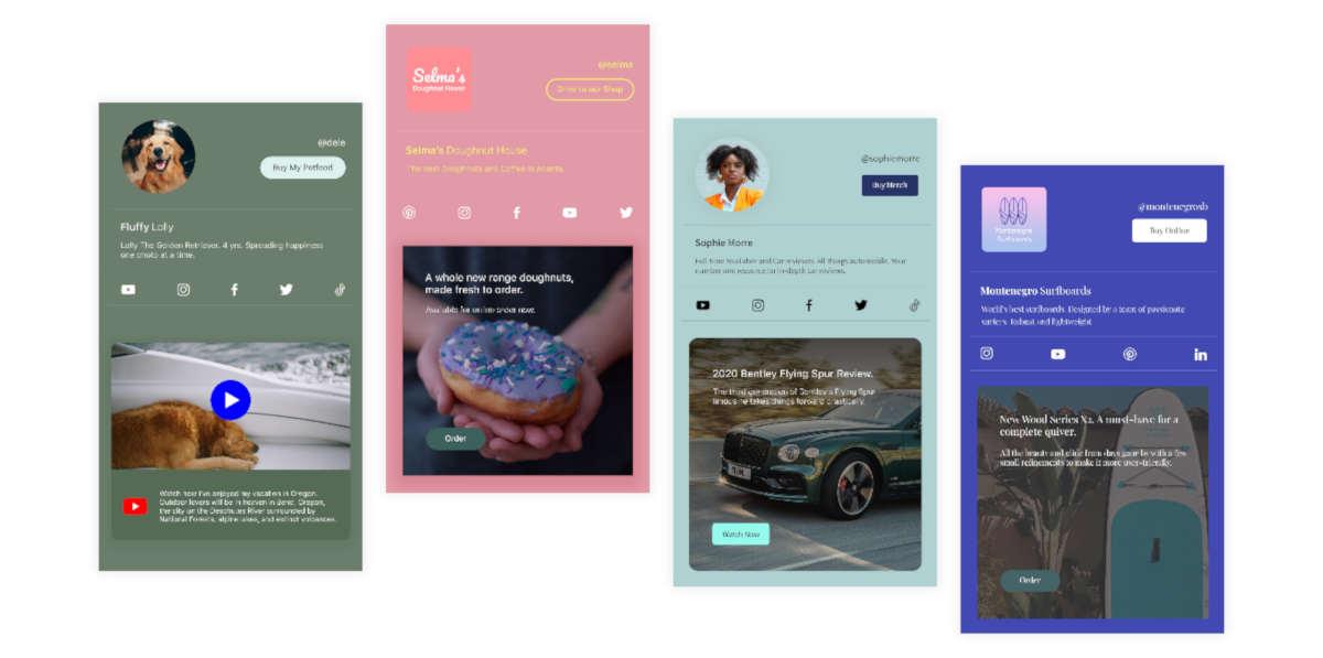Foli, una app gratuita para crear sitios web sencillos