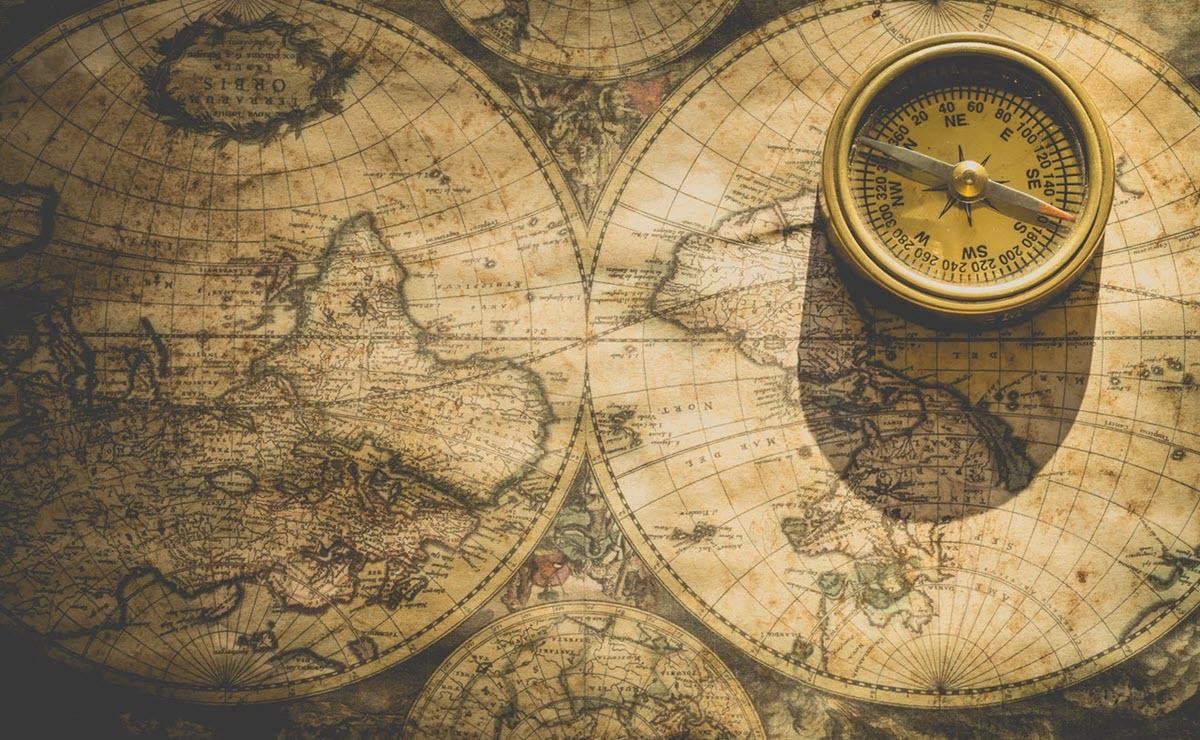 Una colección con miles de mapas históricos para descargar