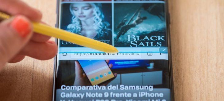 galaxy note reemplazado por samsung s21