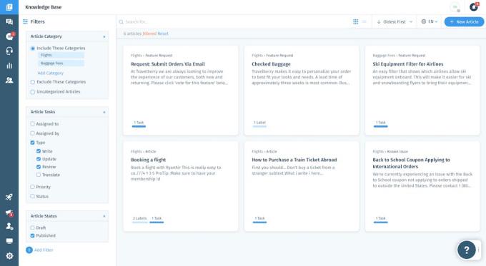 wix answers de wix, herramienta soporte para empresas