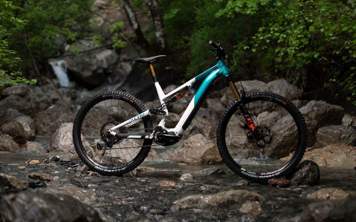 Así es la nueva serie de bicicletas eléctricas Meta Power 29 de Commencal