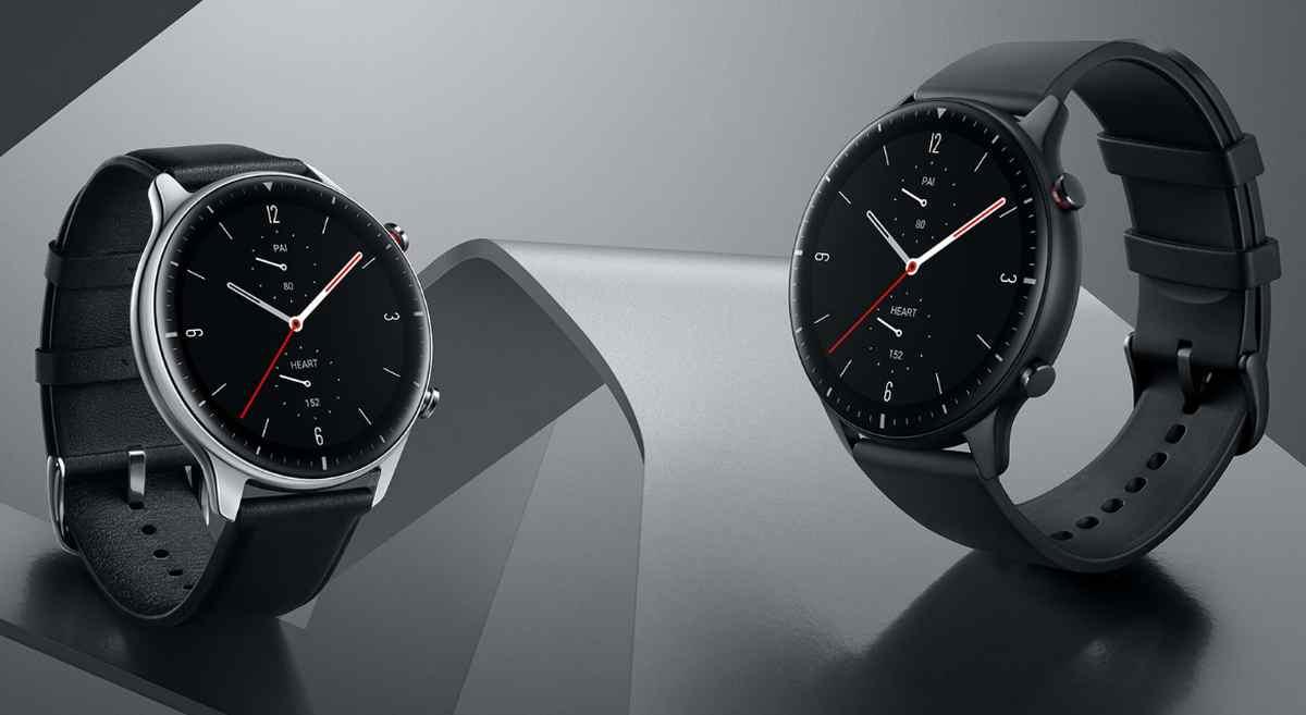 Así son Amazfit GTS 2 y Amazfit GTR 2, los nuevos relojes inteligentes de Huami