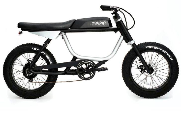 bicicleta electrica anza