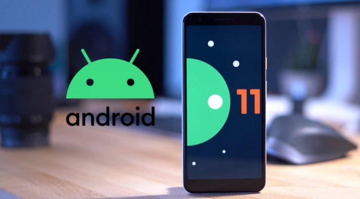 Características Android 11