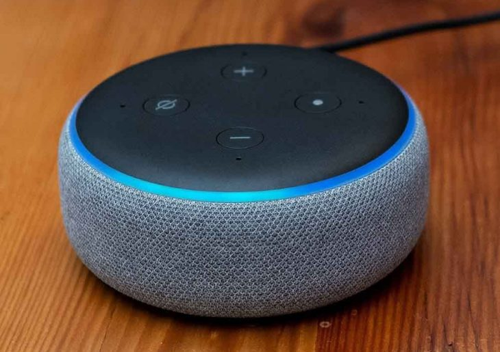Comandos de Amazon Alexa