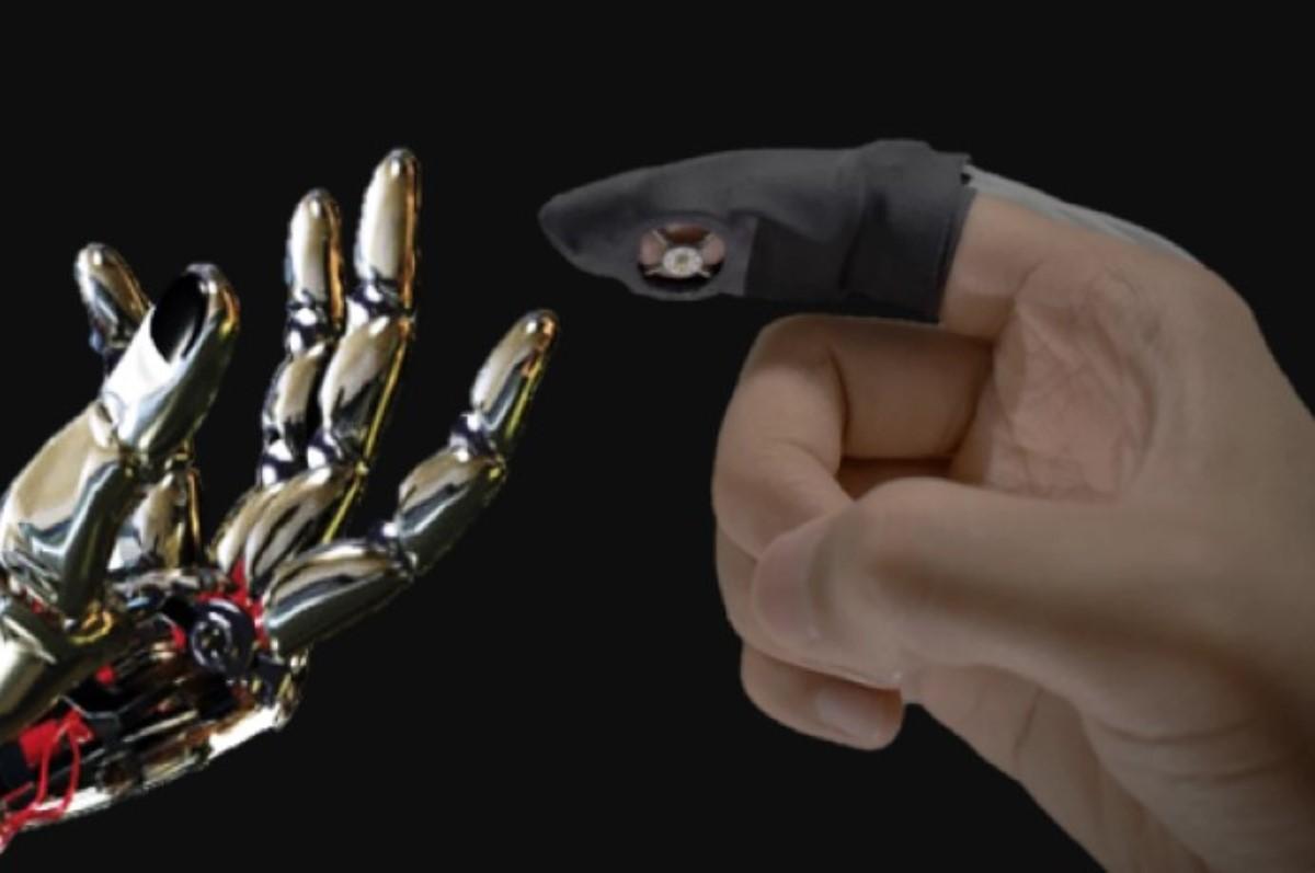 musculos artificiales para mejorar sensibilidad en guantes hapticos