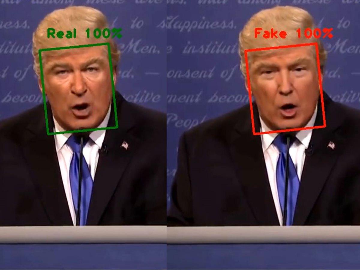 inteligencia artificial para crear deepfakes y para detectarlos