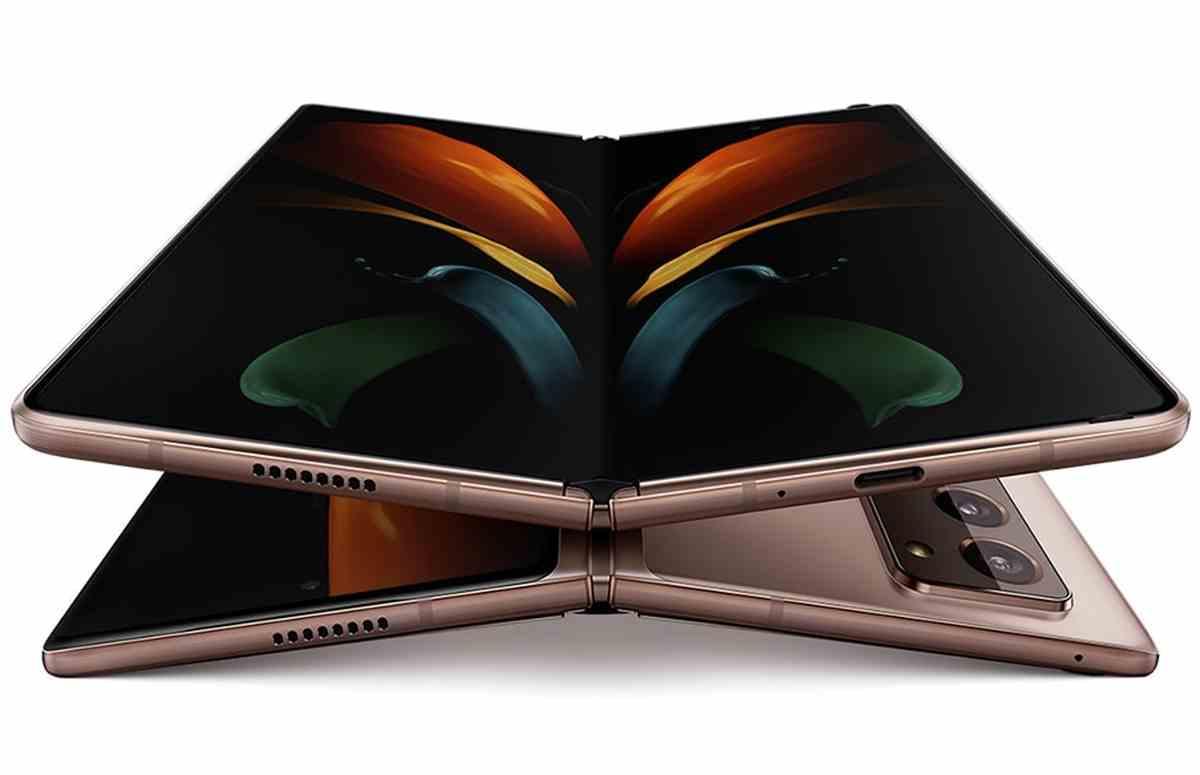 Así es el Samsung Galaxy Z Fold2, el nuevo teléfono móvil plegable de Samsung