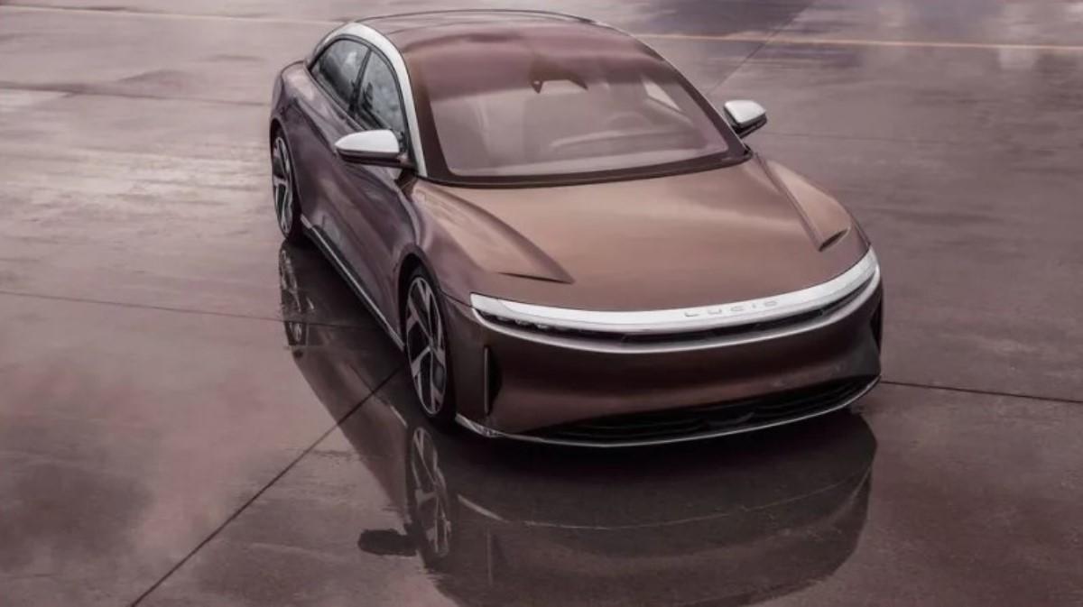 coche electrico lucid air de lucid motors