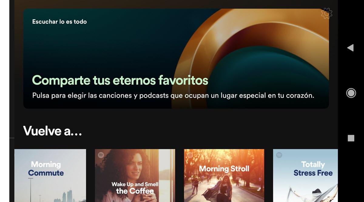 """Spotify estrena """"Mis eternos favoritos"""" para compartir lo mejor de tu biblioteca"""